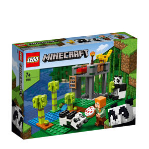 Het pandaverblijf 21158