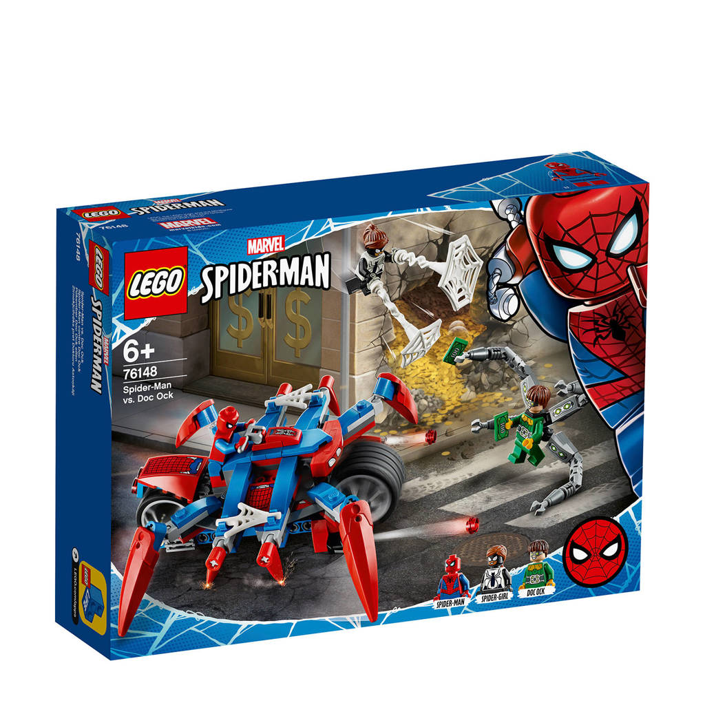 LEGO Super Heroes Marvel Spider-Man vs. Doc Ock 76148