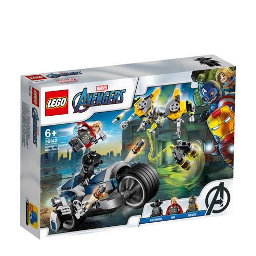 LEGO Super Heroes Avengers Speeder Bike Aanval 76142 kopen