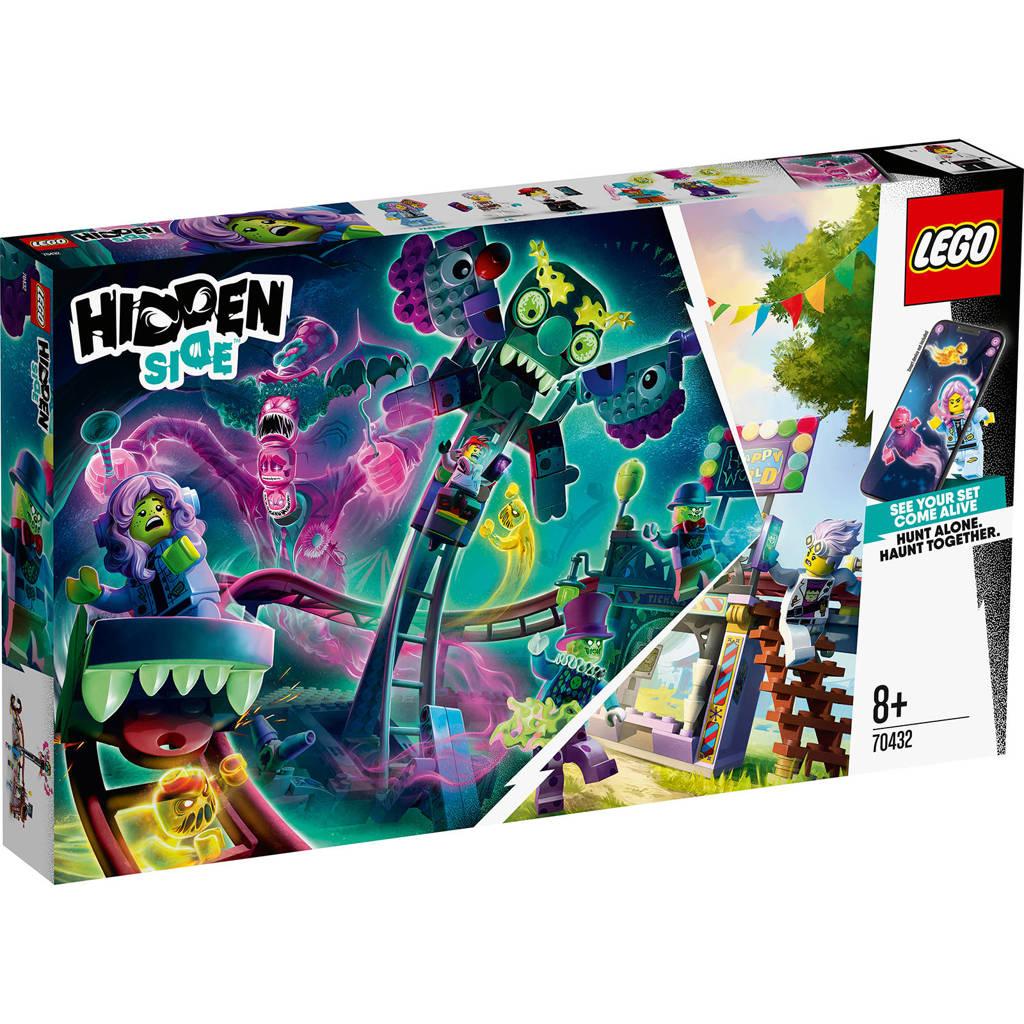 LEGO Hidden Side spookkermis 70432