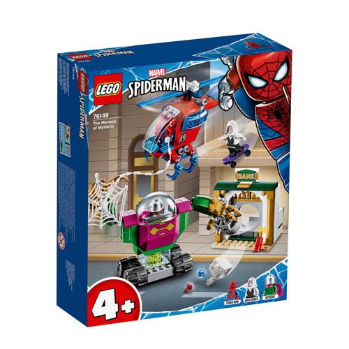 LEGO Super Heroes Marvel De Dreiging van Mysterio 76149 kopen