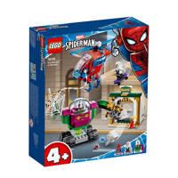 LEGO Super Heroes Marvel De Dreiging van Mysterio 76149