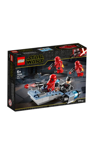 Sith Troopers Battle Pack 75266