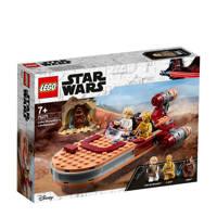 LEGO Star Wars Lukes Skywalker's Landspeeder 75271