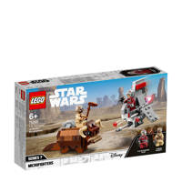 LEGO Star Wars T-16 Skyhopper vs. Bantha Microfighters 75265