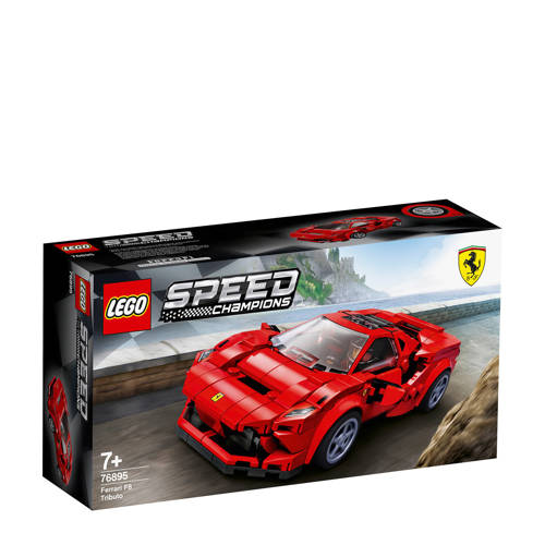 LEGO Speed Champions Ferrari F8 Tributo Car Set 76895 kopen