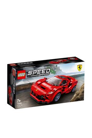 Ferrari F8 Tributo Car Set 76895