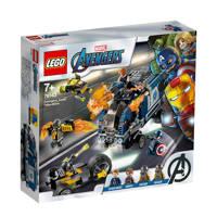 LEGO Marvel Avengers Vrachtwagen Arrestattie 76143