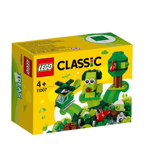 LEGO Classic Creatieve groene stenen 11007 kopen