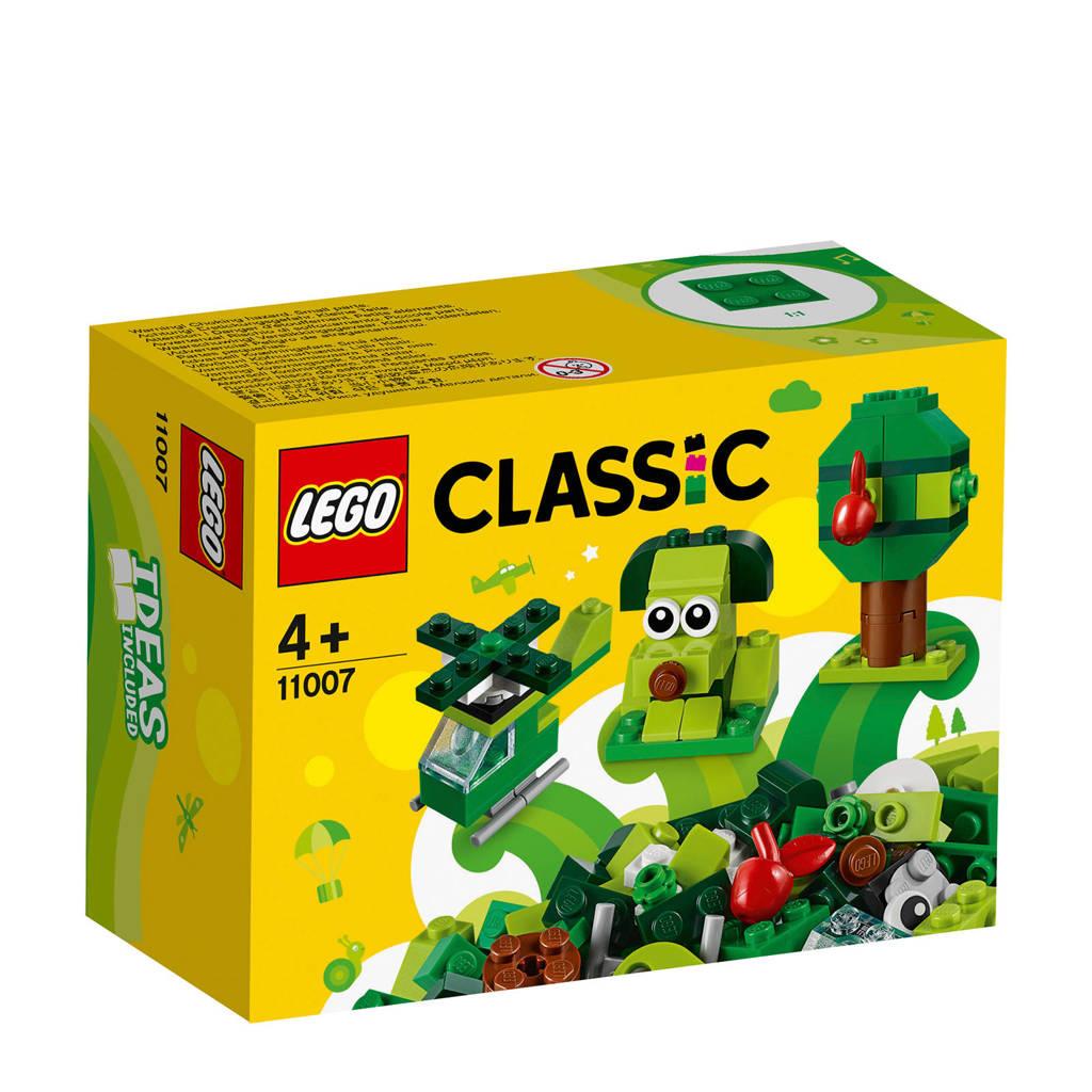 LEGO Classic Creatieve groene stenen 11007