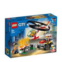 LEGO City Brandweerhelicopter Reddingsoperatie 60248