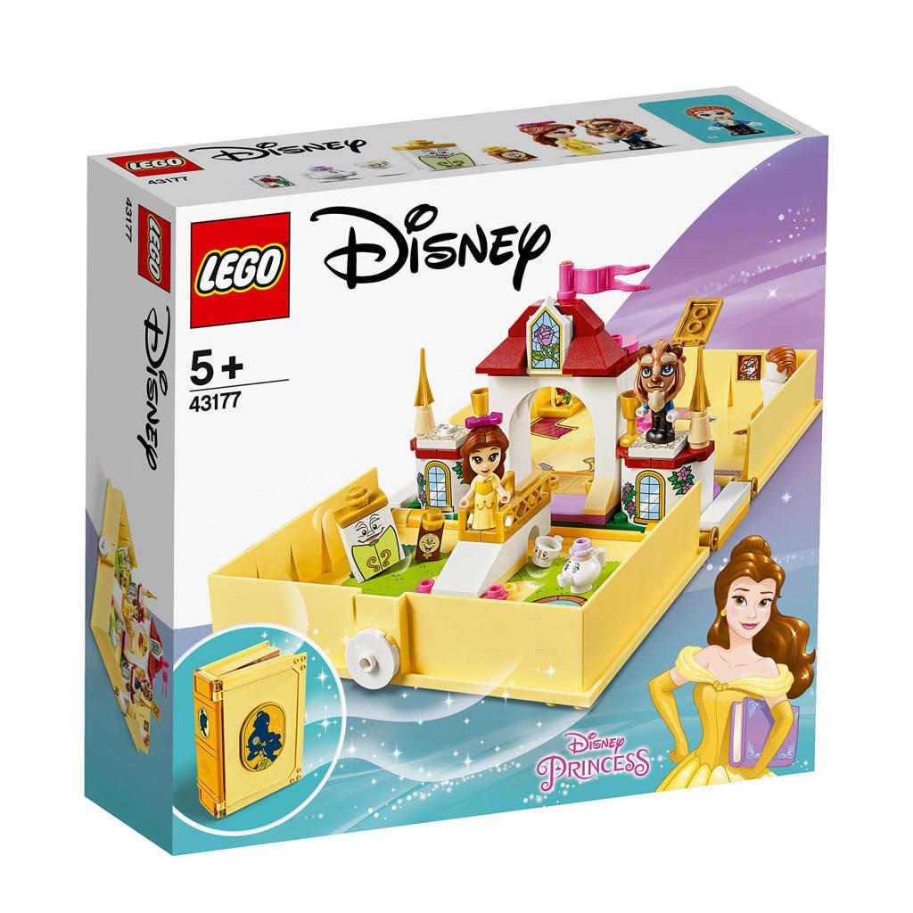 LEGO Disney Princess Belles Verhalenboekavonturen 43177