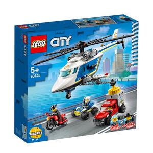 Politiehelikopter achtervolging 60243