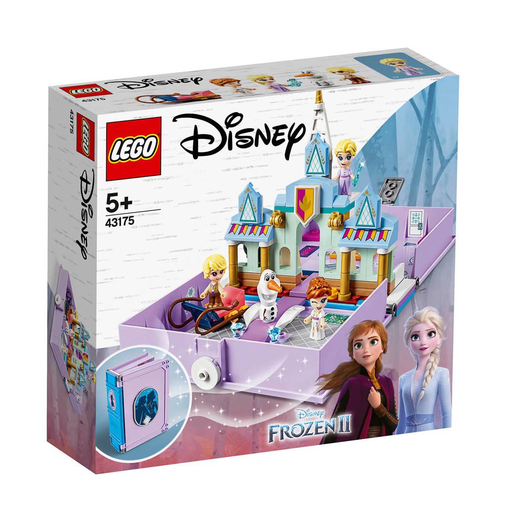 LEGO Disney Princess Frozen 2 Anna's en Elsa's Verhalenboekavonturen 43175