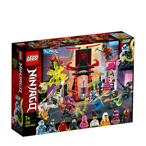 LEGO Ninjago Gamer's Markt 71708 kopen