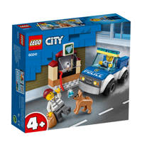 LEGO City Politie hondenpatrouille 60241