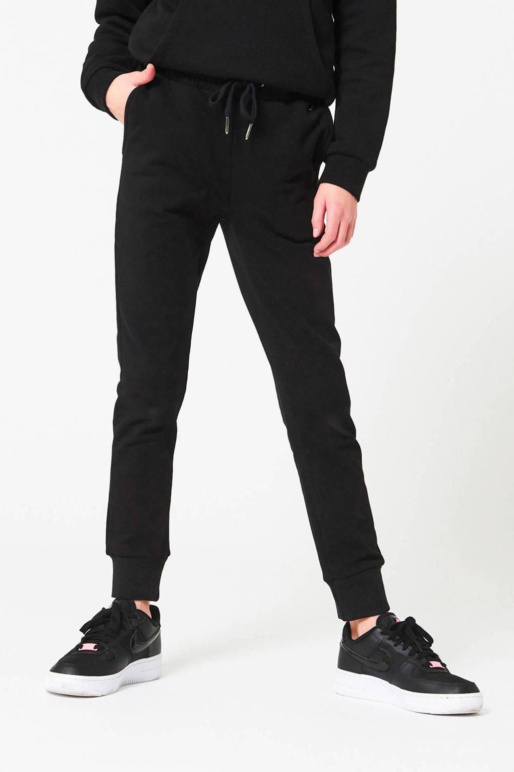 CoolCat Junior broek zwart, Zwart