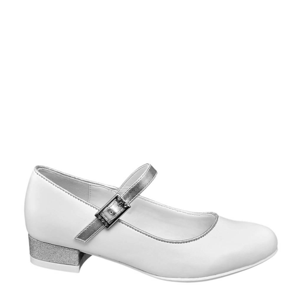 Graceland   ballerina's wit/zilver, Wit/zilver