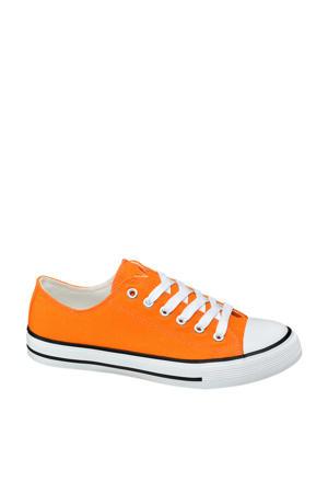 sneakers oranje
