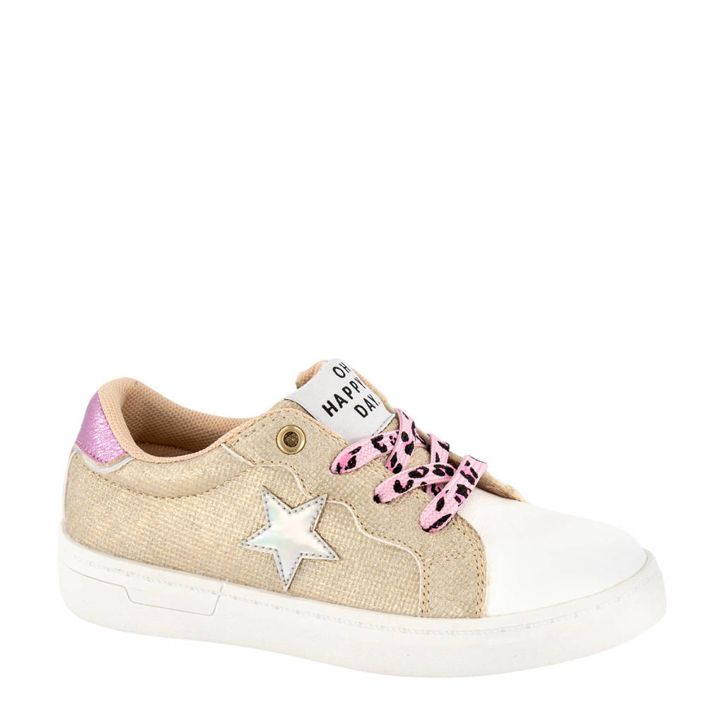 Cupcake Couture   sneakers goud, goud/roze
