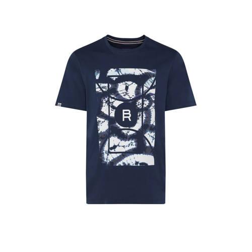 WE Fashion Blue Ridge T-shirt met printopdruk roya