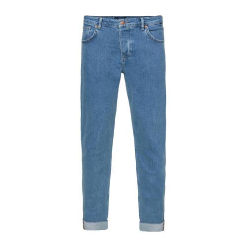 WE Fashion Blue Ridge loose fit jeans light denim