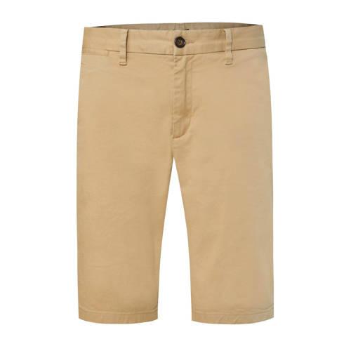 WE Fashion regular fit bermuda beige