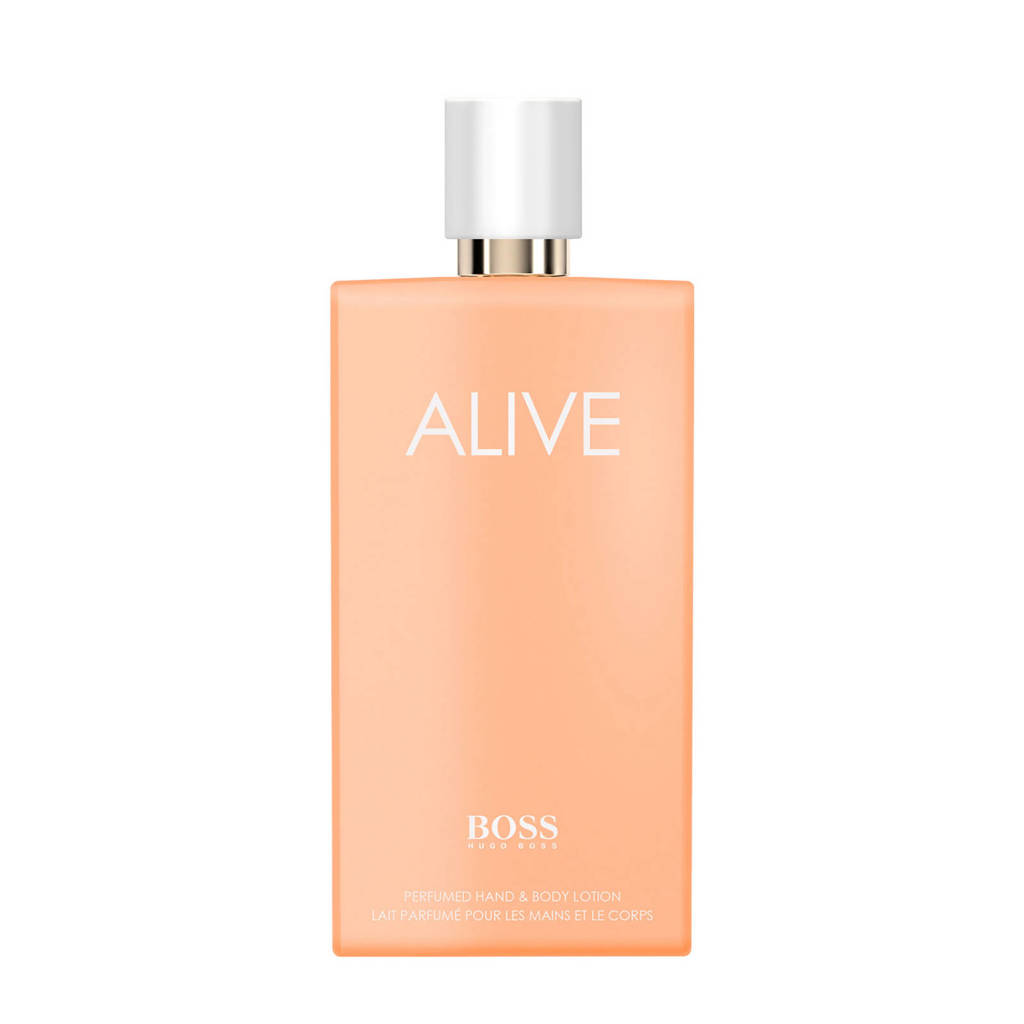 BOSS ALIVE bodylotion