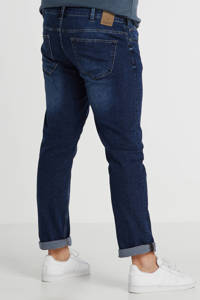 ONLY & SONS PLUS slim fit jeans blauw, Blauw