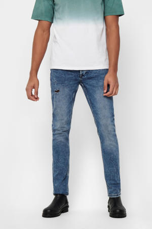 slim fit jeans Loom blue denim