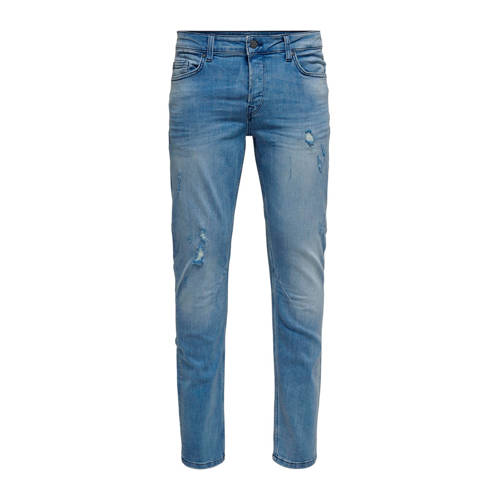 ONLY & SONS slim fit jeans blue denim