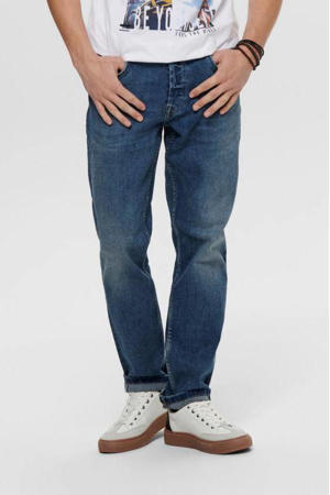 regular fit jeans Weft blue denim