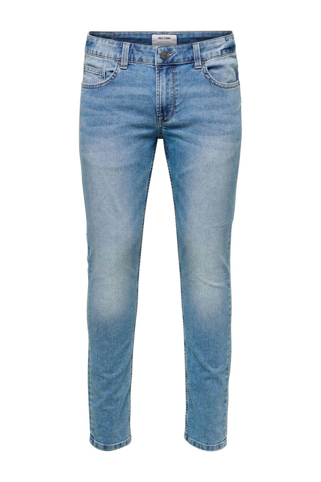 ONLY & SONS skinny jeans blue denim, Blue denim