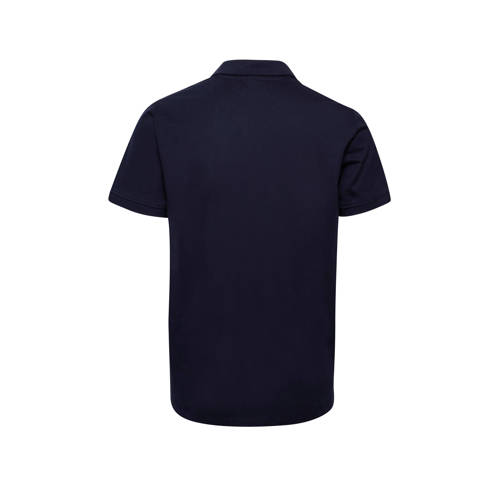 Matinique slim fit polo zwart