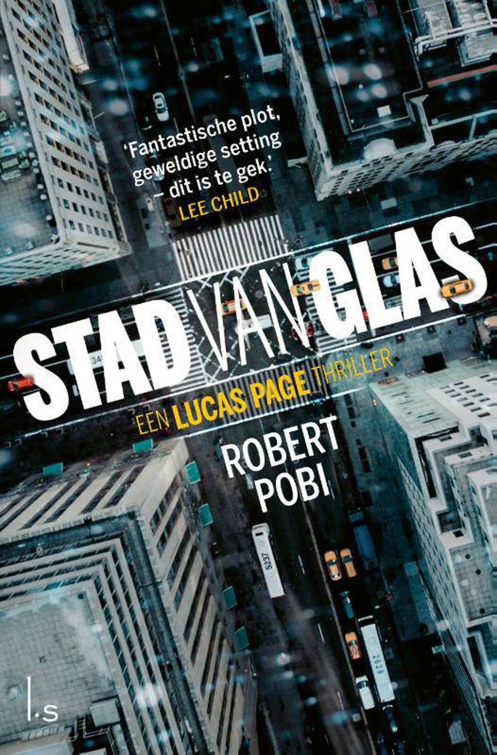 Stad van glas - Robert Pobi
