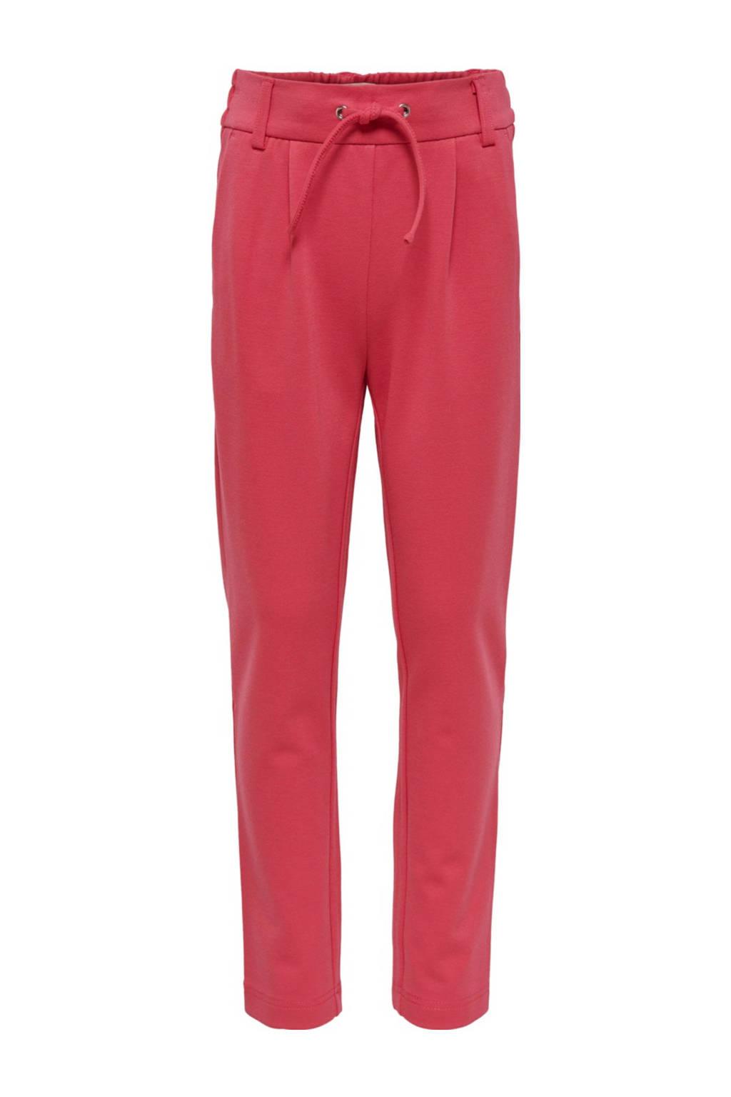 KIDS ONLY slim broek rood, Rood