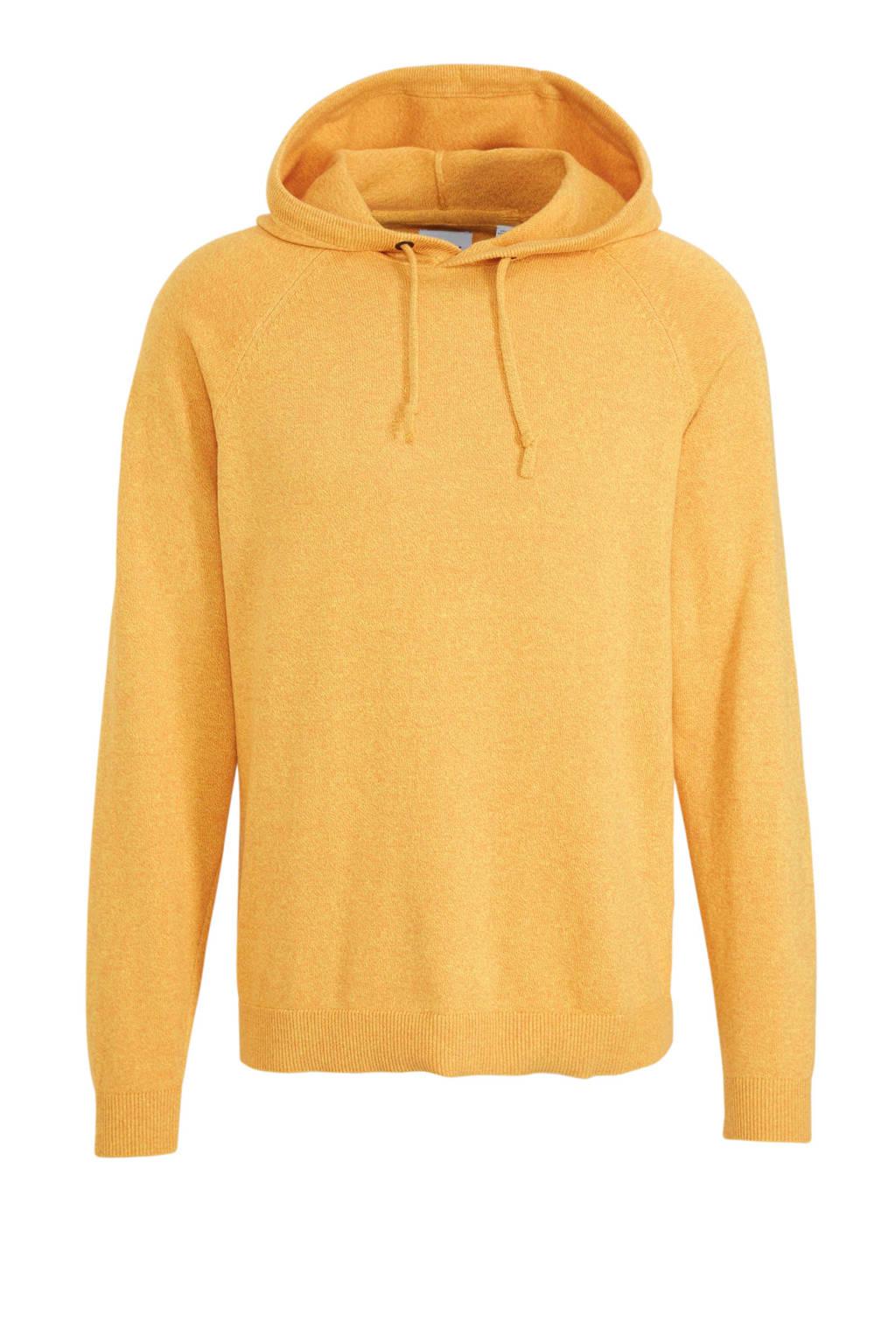 ONLY & SONS hoodie geel, Geel