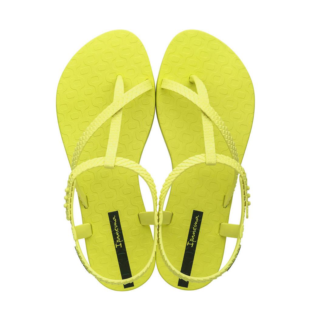 Ipanema Class Wish  sandalen neon geel, Neon geel
