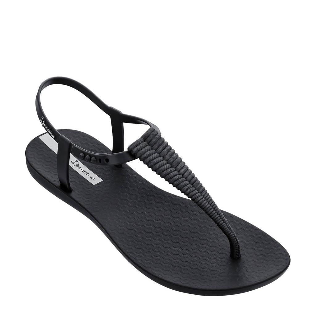 Ipanema Class Glam  sandalen zwart, Zwart