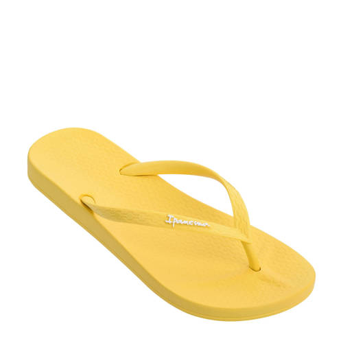 Ipanema Anatomic Tan teenslippers geel