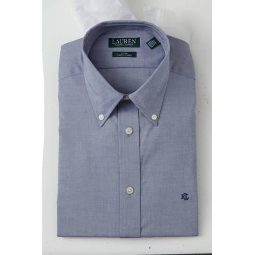 POLO Ralph Lauren slim fit overhemd marine