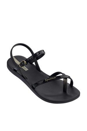 Fashion Sandal  sandalen zwart