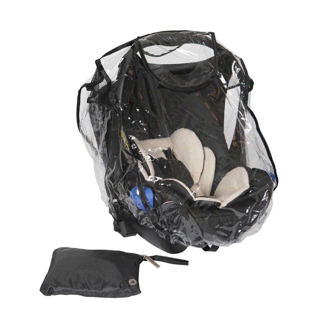Topmark universele regenhoes voor autostoel 0-13 kg, Transparant