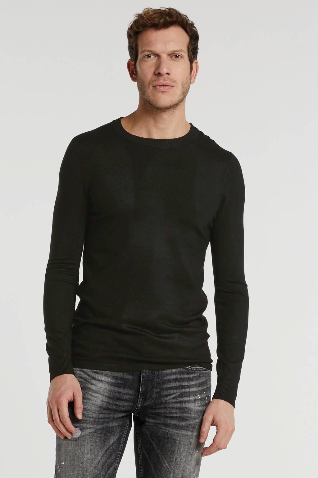 Purewhite slim fit jeans short grey, Grey