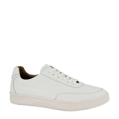 AM SHOE leren sneakers wit
