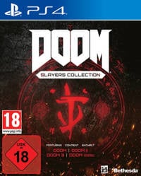 Doom (Slayers collection) (PlayStation 4)