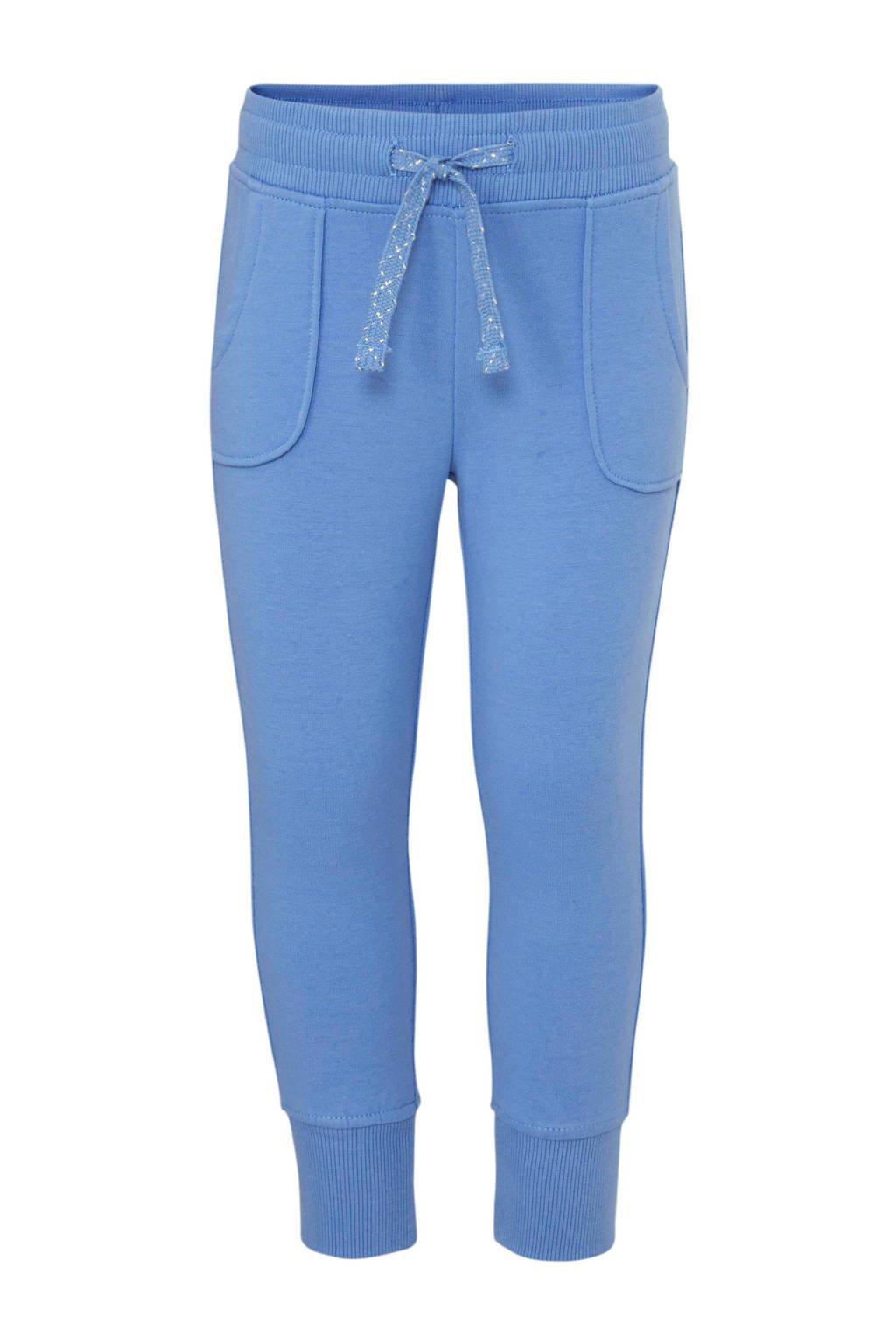 C&A Palomino joggingbroek met biologisch katoen lichtblauw/zilver, Lichtblauw/Zilver