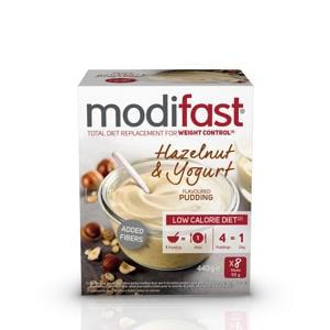 Pudding Yoghurt Hazelnoot