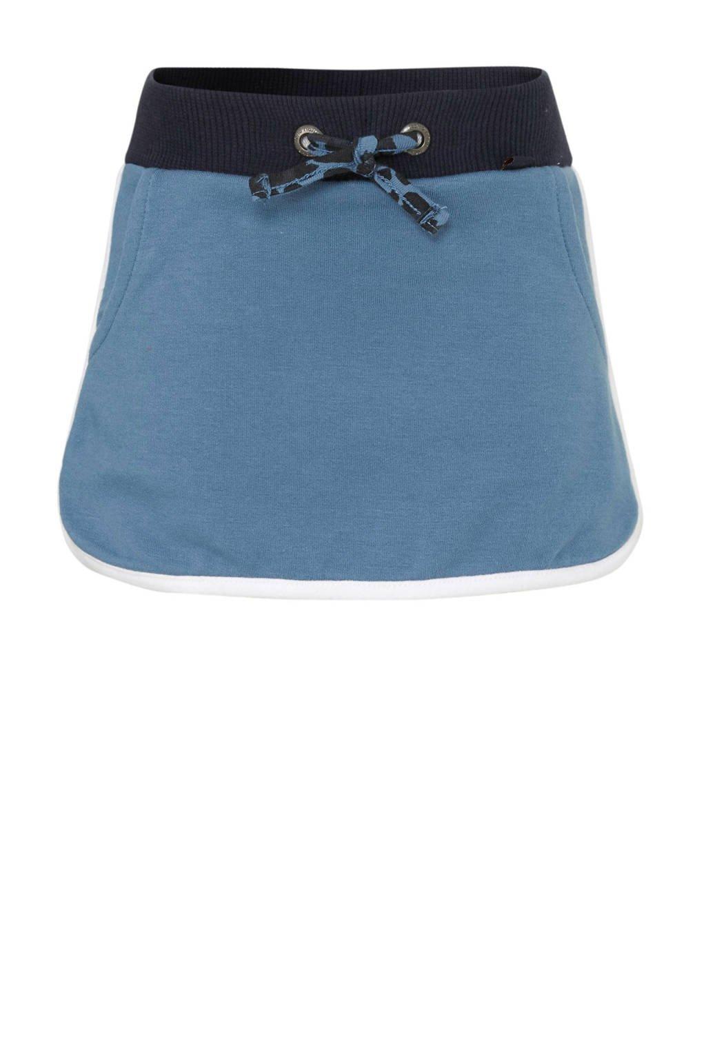 Koko Noko rok blauw/donkerblauw, Blauw/donkerblauw