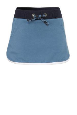 rok blauw/donkerblauw